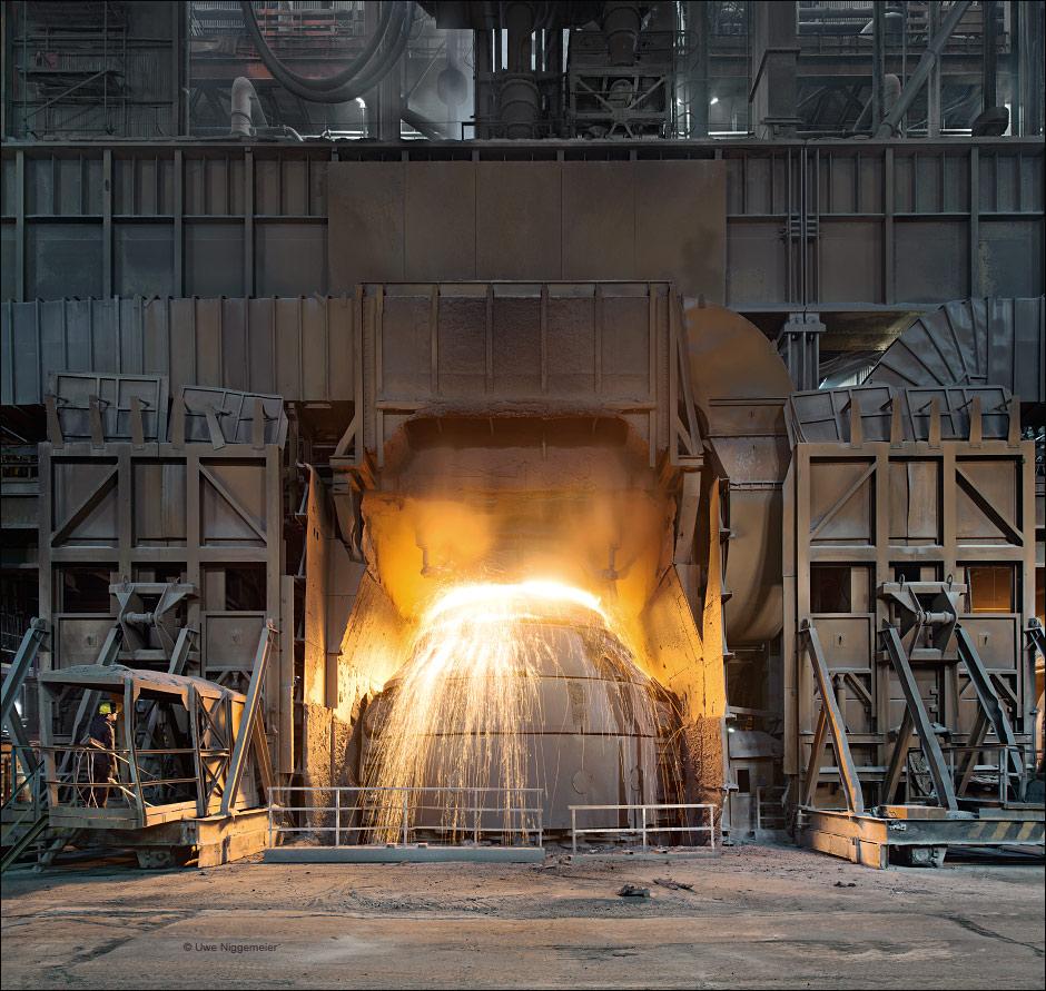 Basic Oxygen Furnace Steelmaking Steel Technology